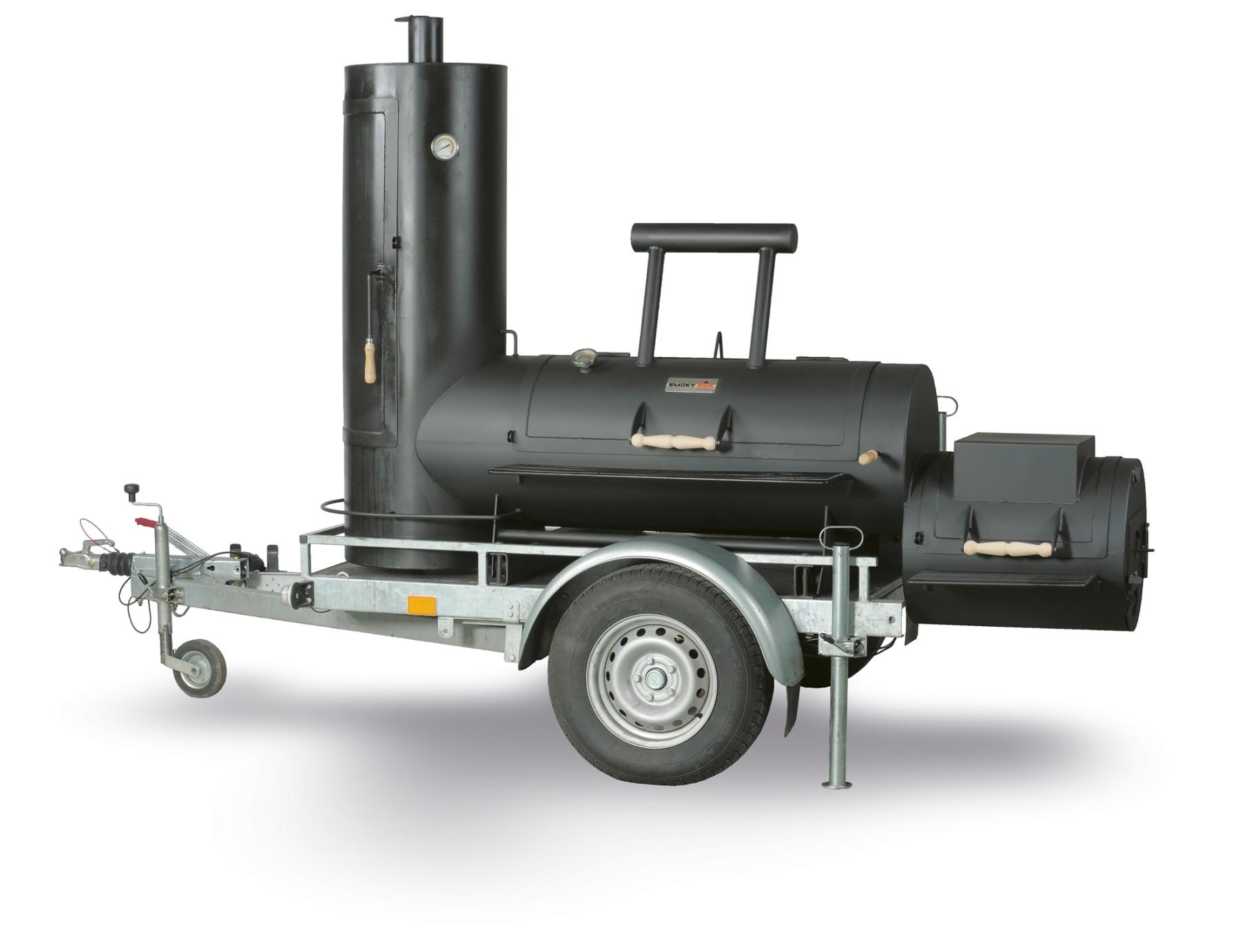 Smoky Fun BBQ Trailers
