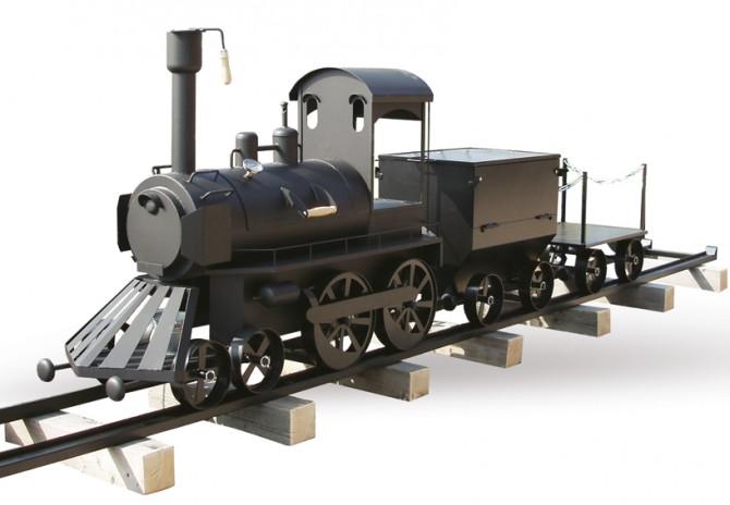 Grill Train