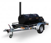 BBQ přívěs -Party Wagon 24
