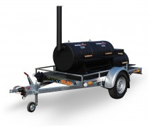 BBQ Trailer -Party Wagon 24