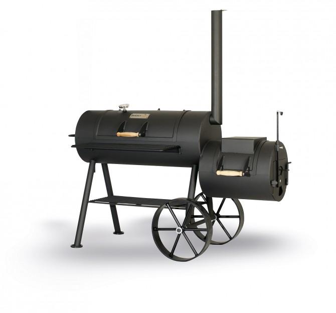 Smoky Fun Party Wagon Reverse Flow Smoker
